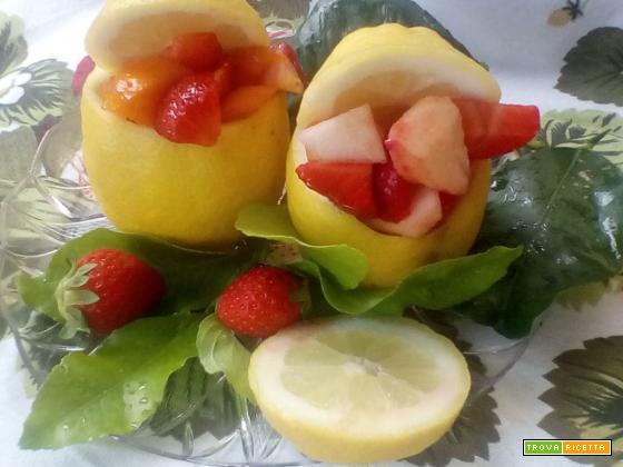 Macedonia nei limoni
