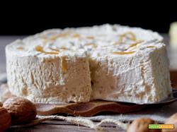 Torta Gelato all'Ananas e Noci