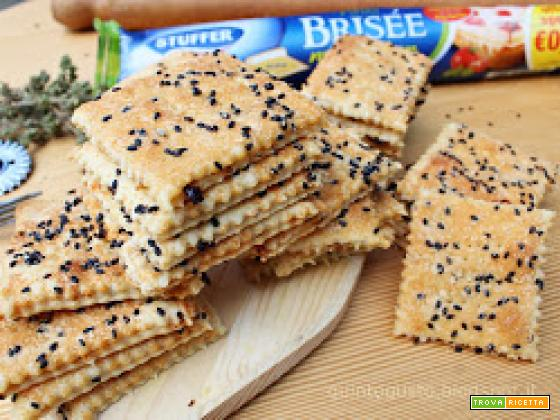 Crackers ripieni