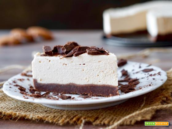 Cheesecake al Burro d'Arachidi
