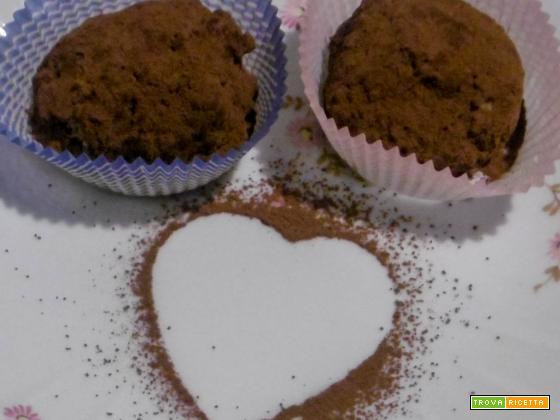 Palline di biscotti al cioccolato