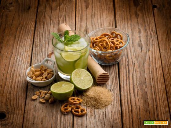Caipirinha : il cocktail rinfrescante a base di lime