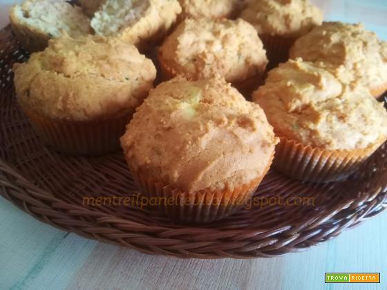 Muffin con stracchino