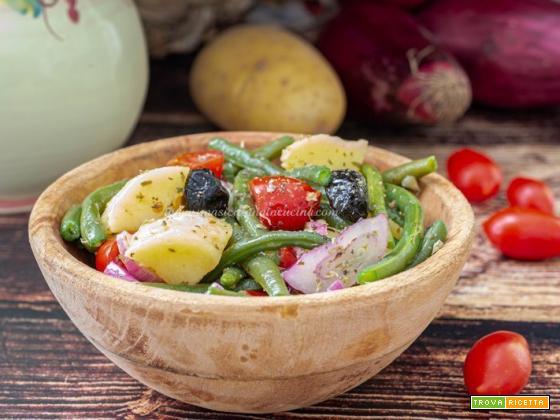 Insalata vastasa ricetta siciliana