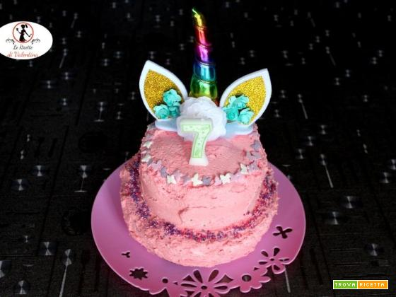 Devil cake con crema al mascarpone per il 7° compleanno delle gemelle