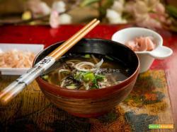 Sapori dal Giappone: Zuppa di soba con katsuobushi