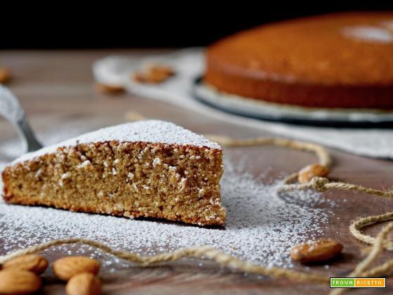 Torta 5 Minuti alle Mandorle e Caffè