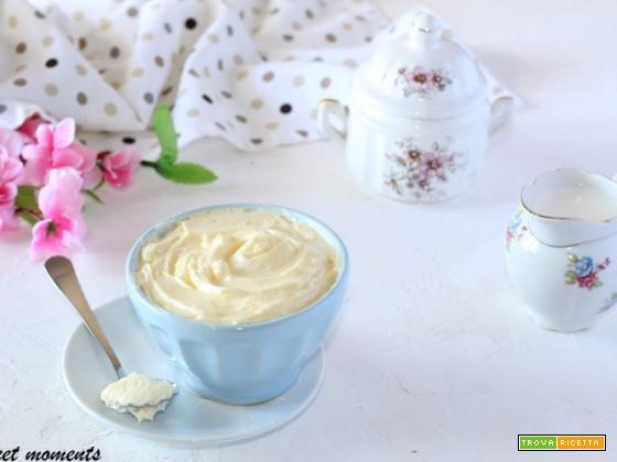 Crema mousseline | Ricetta base