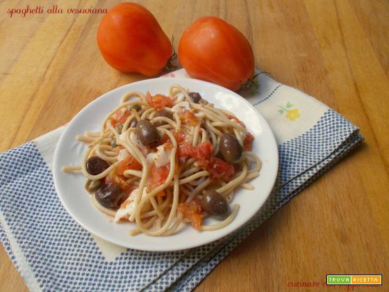 Spaghetti alla vesuviana