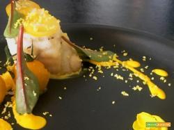 Ricetta gourmet di coda di rospo con salsa allo zafferano