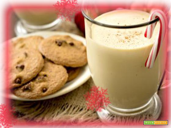 Eggnog - la bevanda natalizia