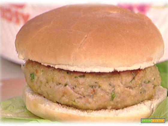 Festa degli hamburger di Anna Moroni
