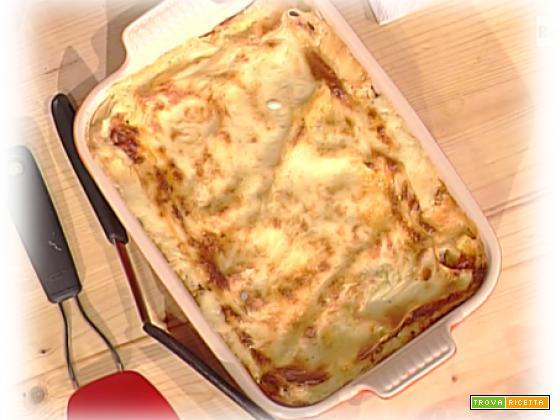 Lasagne alla milanese da La Prova del Cuoco
