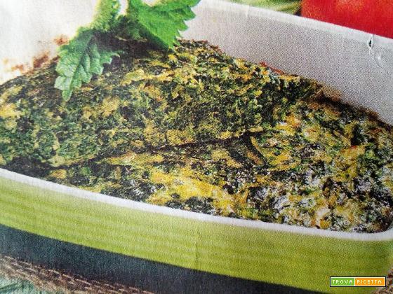 Omelette con Ortica