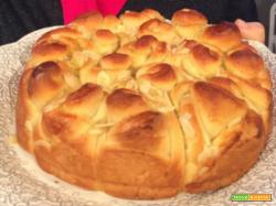 Brioche Ricciolina da La Prova del Cuoco