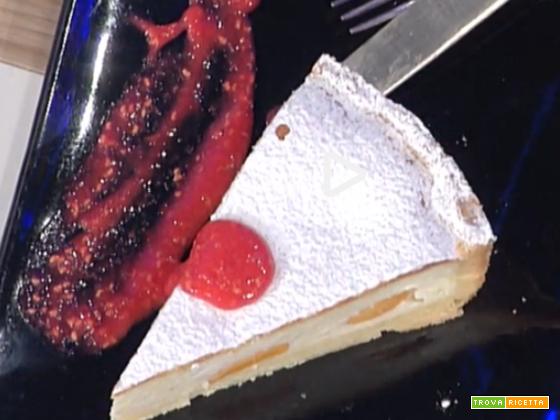 Torta Melba di Luisanna Messeri