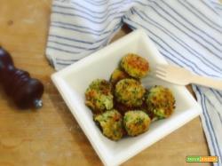 Polpette di zucchine