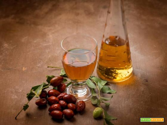 Liquore di giuggiole: un gustoso digestivo