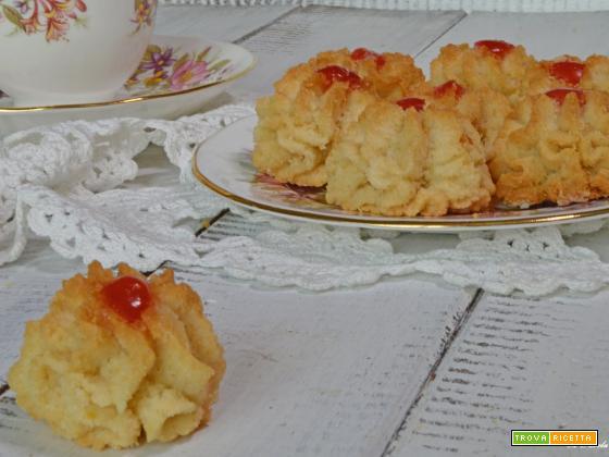 Ricetta pasticini siciliani di pasta di mandorle