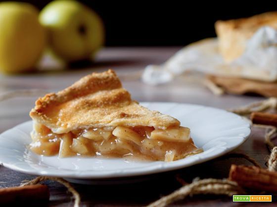 Apple Pie Facile e Veloce
