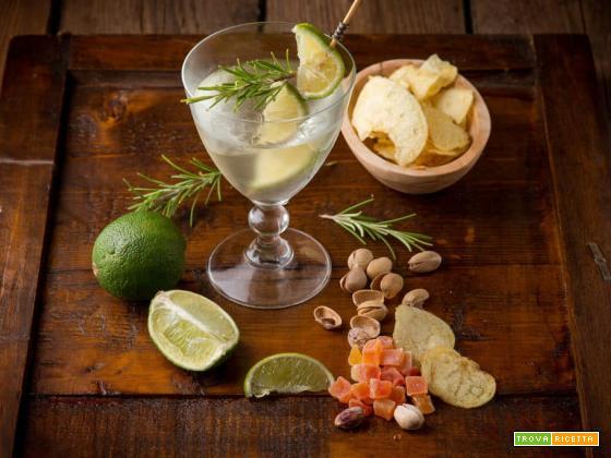 Cocktail Gimlet  l'aperitivo beverino che non si scorda!