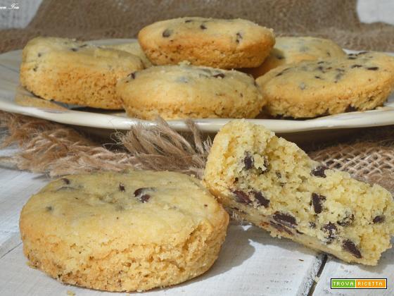Ricetta biscotti cookies facili e veloci