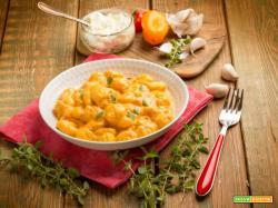 Sfiziosi gnocchi ai peperoni e formaggio Exquisa