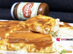 Panna cotta facile e veloce con crema Mou