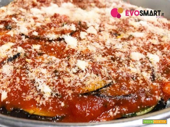 Finta parmigiana di melanzane