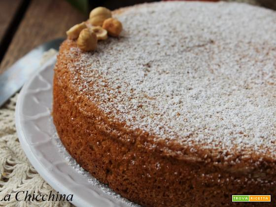 La torta di nocciole