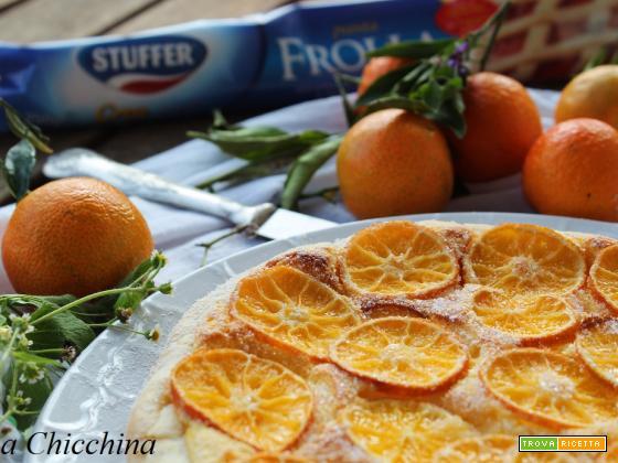 La crostata mandarina