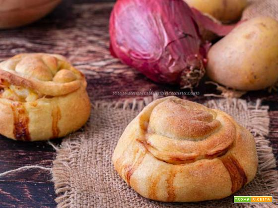 Mbriulata ricetta siciliana gustosa
