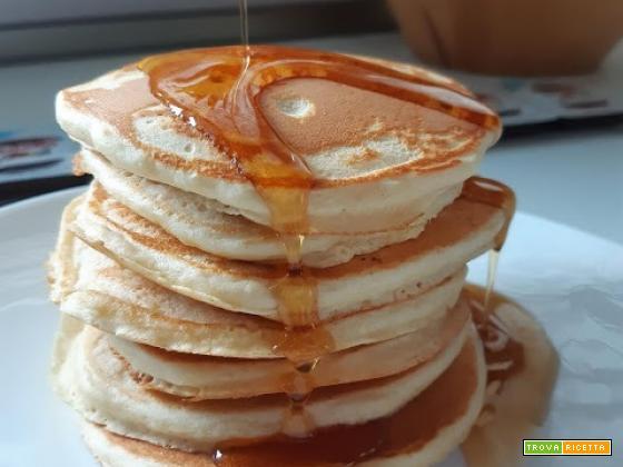 Pancakes perfetti in 5 minuti
