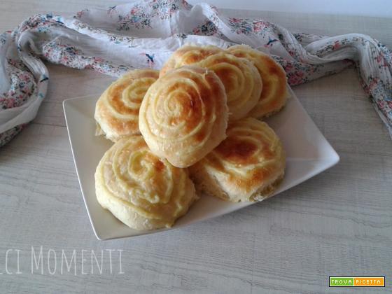 Panini dolci con metodo Tang Zhong