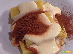 Tiramisù Espresso da La Prova del Cuoco