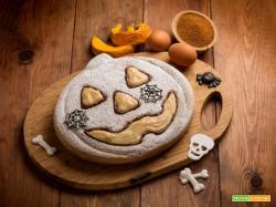 Una torta di Halloween senza glutine bella da far paura!