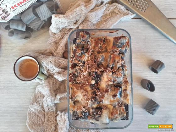 Tiramisù di pasta al caffè