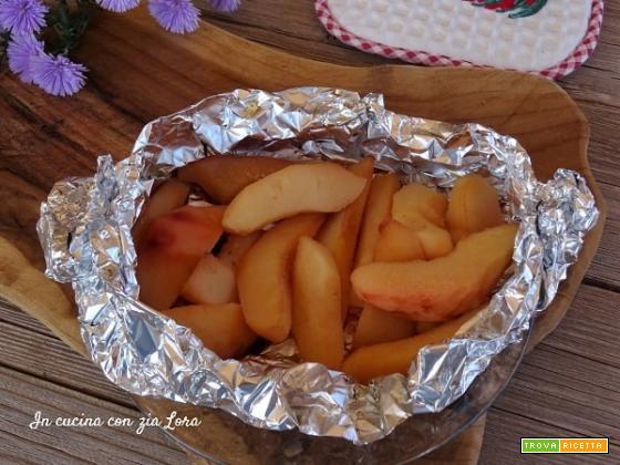 Mele cotogne al cartoccio ricetta semplice