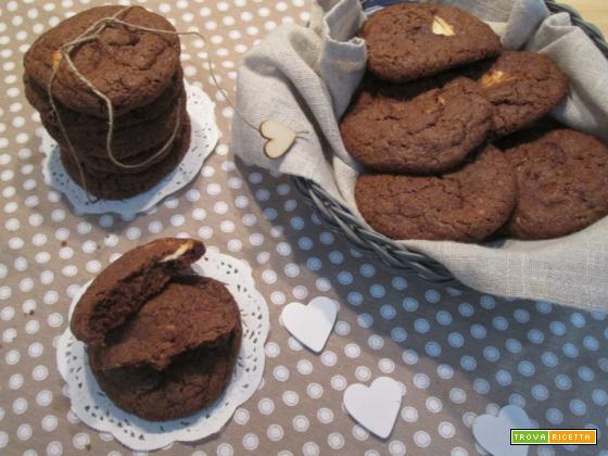 cookies triplo cioccolato