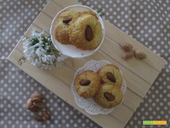 dolcetti cocco e mandorle