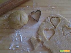Pasta frolla senza burro