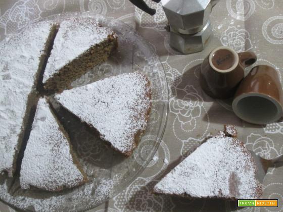 torta panna e caffè