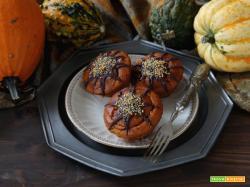 Tortini di zucca: un Halloween a prova di intolleranze