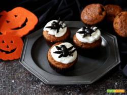 Cupcakes ragni salati: una delizia per Halloween!