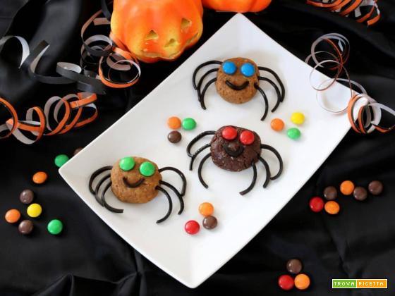 Ragnetti bon bon: goliardia e gusto ad Halloween