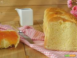 Ricetta pan brioche dolce