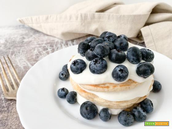 (FIT) Pancake, ovvero i pancake che fanno bene.