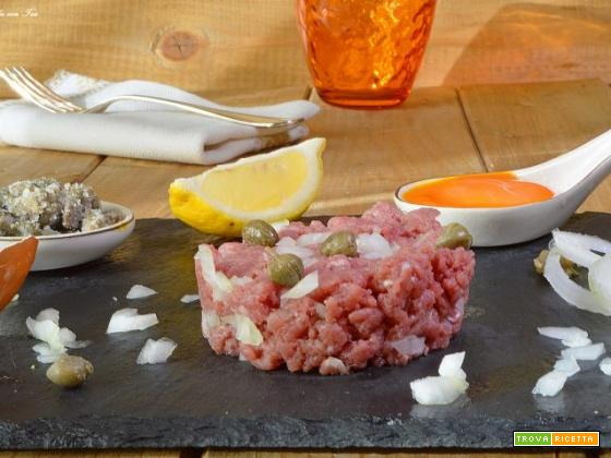 Tartare di carne ricetta semplice