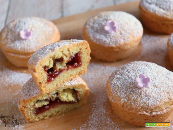 DOLCETTI alle FRAGOLE