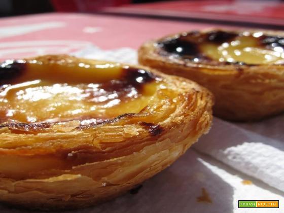 Pastel de Nata, il cremosissimo pasticcino portoghese